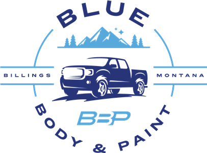 Blue Body & Paint