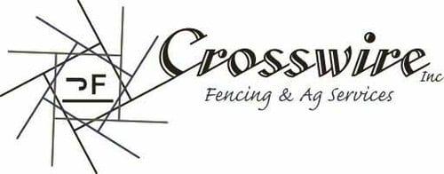 Crosswire+Fencing+Logo